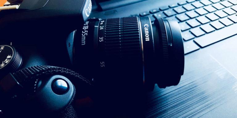 Des vidéos et des photos optimisées pour le Web
